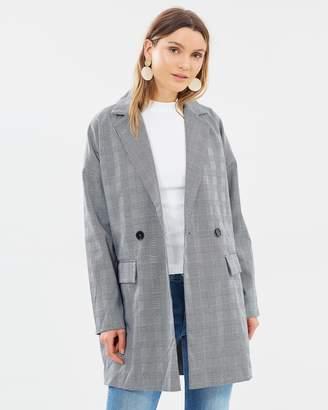 Vero Moda Chequered Jacket