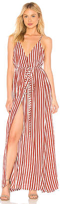 Faithfull The Brand Santa Rosa Maxi Dress