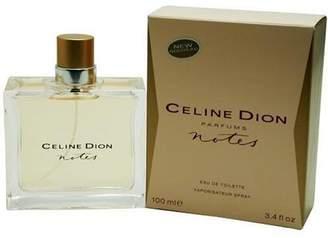 Celine Dion Notes By For Women. Eau De Toilette Spray 3.4-Ounce