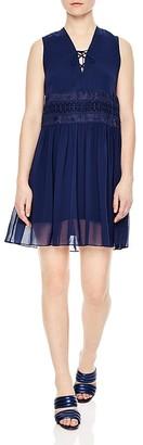 Sandro Paradise Dress $395 thestylecure.com