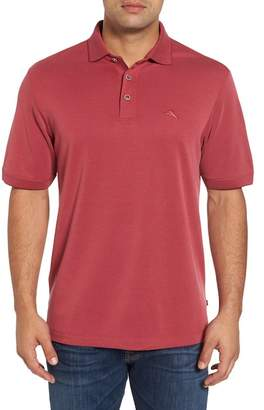 Tommy Bahama Little Zig Zag Short Sleeve Polo