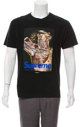 Supreme x Undercover 2016 Anatomy T-Shirt