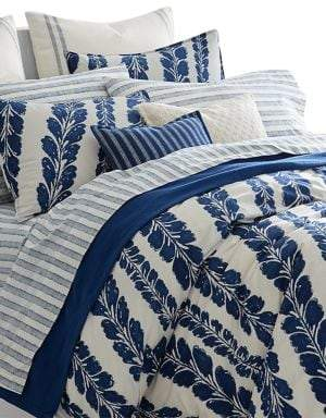 Lauren Ralph Lauren 200 Thread Count Cotton Three-Piece Duvet Cover Set