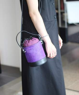 JOINT WORKS LE VERNIS ハラコminiバケットbag◆