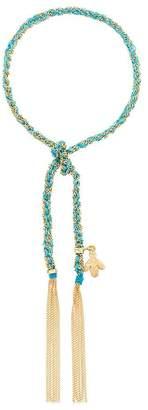 Carolina Bucci 18kt gold Lucky Sprezzatura bracelet