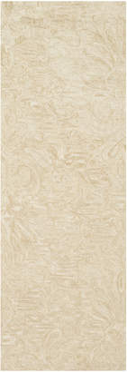 Loloi Rugs Textured Space-Dyed Wool Runner