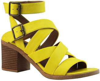 Michael Antonio Womens Samira Heeled Sandals