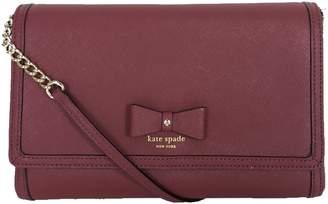 Kate Spade new york Hazel Court Alek Leather Crossbody Bag