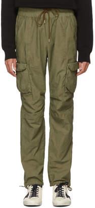 John Elliott Green Cargo Pants