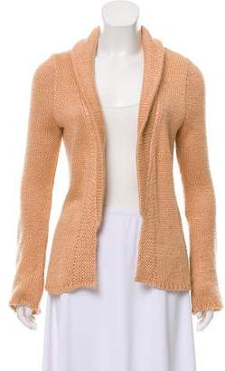 Isabel Marant Long Sleeve Open-Front Cardigan