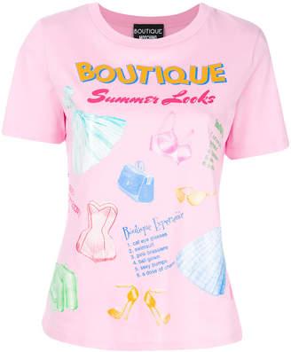 Moschino Summer Looks graphic T-shirt