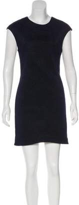 Kimberly Ovitz Textured Mini Dress