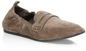 Charles David Milly Suede Loafers