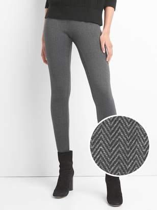 Gap Herringbone leggings