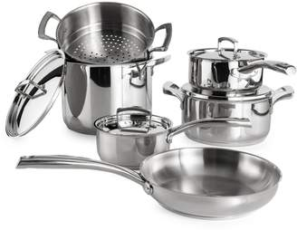 Cuisipro Tempo Stainless Steel Cookware 10-Piece Set