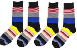 Lifeshop Usa Inc New Everyday,Party Use Men\'s Colourful Socks