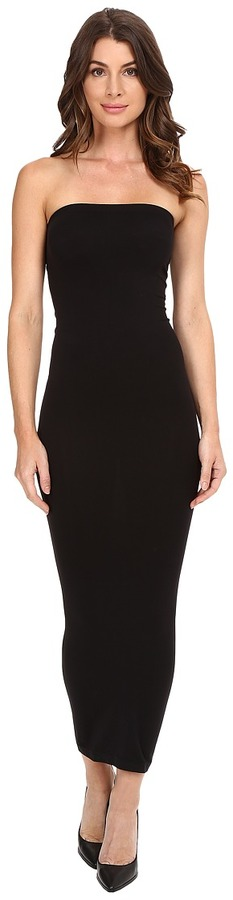 Wolford Fatal Dress (Black) - Apparel