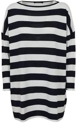 Max Mara Striped Dress