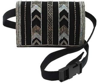 Mary Frances Embellished Belt Bag