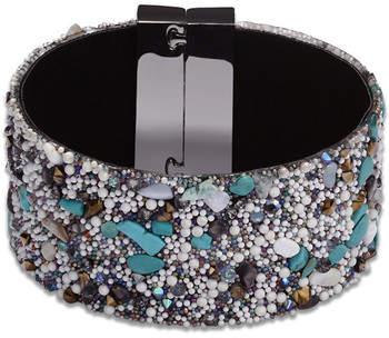 Fashionvictime Armbänder Armband Damen - Metalllegierung Manschettenarmband Modeschmuck