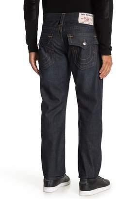 True Religion Geno Flap Pocket Slim Jeans