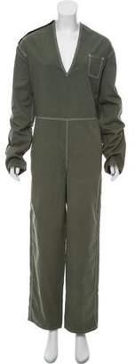 MM6 MAISON MARGIELA Long Sleeve Casual Jumpsuit