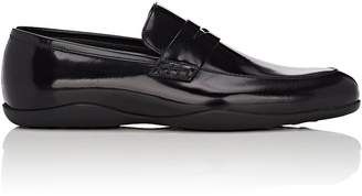 Harry's of London MEN'S DOWNING LEATHER PENNY LOAFERS