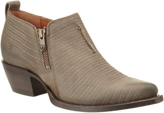 Frye Women's Sacha Leather Moto Shootie