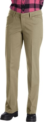 Dickies Plus Size Relaxed Fit Straight-Leg Twill Pants