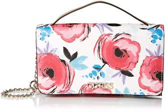 GUESS Kamryn Floral Wallet On A String