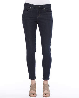 Eileen Fisher Organic Soft Stretch Skinny Jeans, Petite