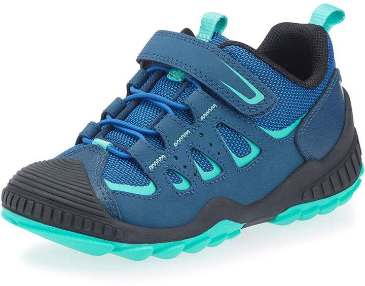 Start-rite Boys Charge Lace Up Trainer - Blue