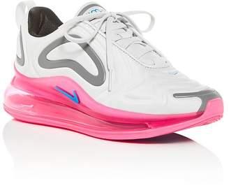 Nike Unisex' AIR MAX 720 Low-Top Sneakers - Big Kid