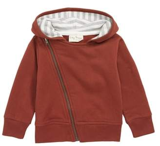 Moto City Mouse Brushed Organic Cotton Hoodie