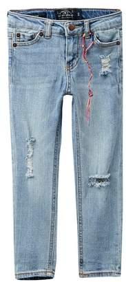 Lucky Brand Giselle Rip & Repair Jeans (Little Girls)