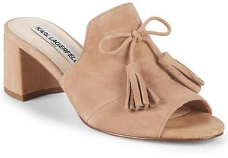 7ba11977702e Karl Lagerfeld Paris Brown Women s Shoes - ShopStyle