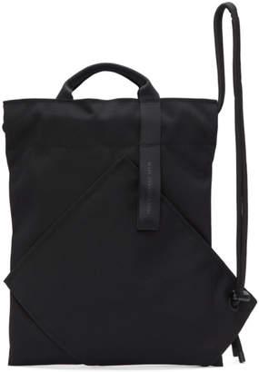 Issey Miyake Black Kinchaku Shoulder Bag