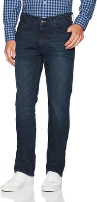 Nautica Men's 5 Pocket Straight Fit Stretch Jean