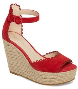 Pelle Moda Raine Platform Espadrille Sandal