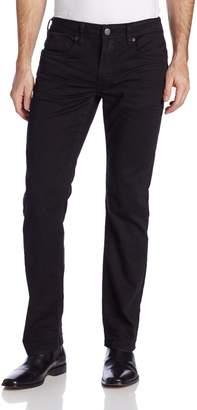 Buffalo David Bitton Men's Six Slim Straight Leg Jean, Authentic , 32X32