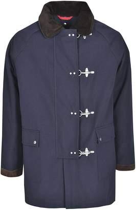 Fay Toggle Closure Jacket