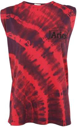 Aries Cross Straps Tank Top