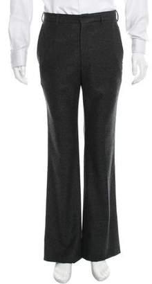 Bottega Veneta Flat Front Cashmere Pants w/ Tags