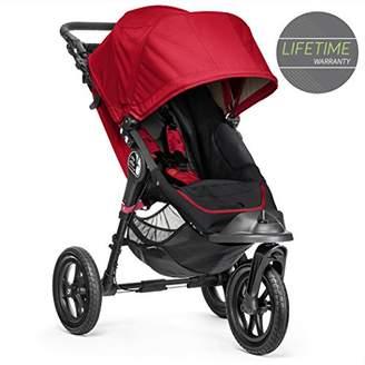 Baby Jogger City Elite Single Stroller Red