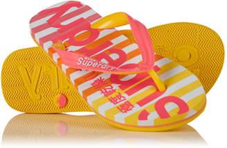 Superdry Eva Stripe Flip Flop