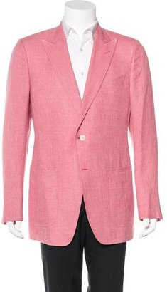 Tom Ford Linen & Wool Blazer $795 thestylecure.com