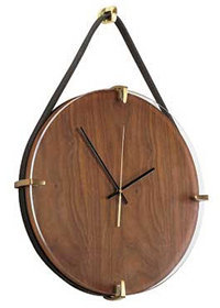 Umbra U+ Collection Umbra U+ Collection Canteen Hanging Wall Clock