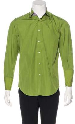 Robert Graham French Cuff Dress Shirt