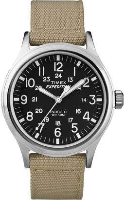Timex Expedition Metal Scout Watch $54.95 thestylecure.com