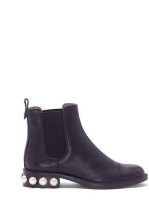 Vinn Studded Chelsea Boot